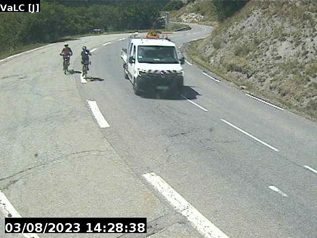 Webcam à Villard d'Arene